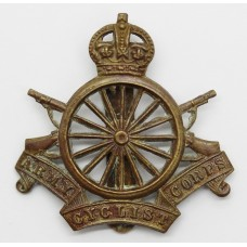 Army Cyclist Corps Cap Badge (16 Spokes)
