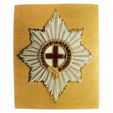 EIIR Coldstream Guards Officer's Colour Belt Plate