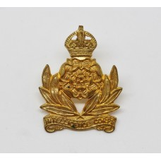 Intelligence Corps Collar Badge - King's Crown