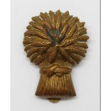 Lothians & Border Horse Cap Badge