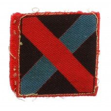 10th Indian Division Printed Formation Sign