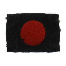 5th Indian Division Cloth Formation Sign