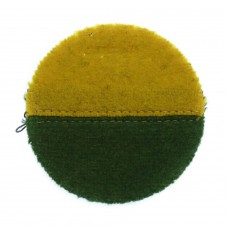 2nd South African Infantry Division Cloth Formation Sign