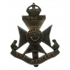 12th County of London Bn. (The Rangers) London Regiment Cap Badge