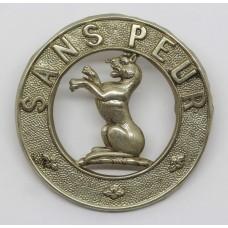 5th Bn Seaforth Highlanders Cap Badge