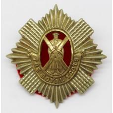 The Royal Scots Cap Badge