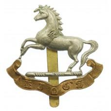 The King's (Liverpool) Regiment Cap Badge