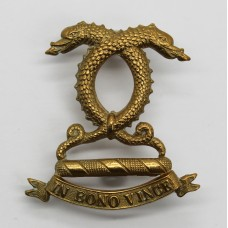 St. Lawrence College Ramsgate O.T.C. Cap Badge