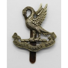 Perse School O.T.C. Cap Badge