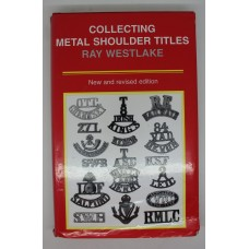 Book - Collecting Metal Shoulder Titles