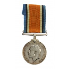 WW1 British War Medal - Lieut. L.L. Williamson, 4th Bn. Scottish