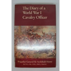 Book - The Diary of a World War I Cavalry Officer