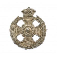 Rifle Brigade Sterling Silver Sweetheart Brooch
