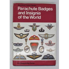 Book - Parachute Badges and Insignia of the World