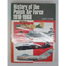 Book - History of the Polish Air Force 1918-1968