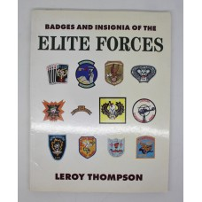 Book - Badges and Insignia of the Elite Forces