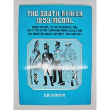 Book - The South Africa 1853 Medal