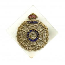 Rifle Brigade Mother of Pearl Sweetheart Brooch