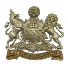Victorian/Edwardian Manchester Regiment Cap Badge