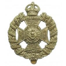 Rifle Brigade Cap Badge - King's Crown