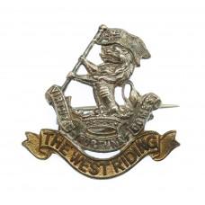 West Riding Regiment (Duke of Wellington's) Sweetheart Brooch