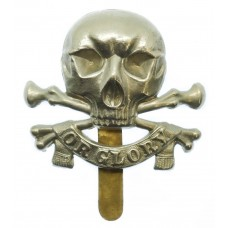 17th/21st Lancers Cap Badge (Motto)