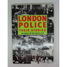 Book - London Police Their Stories