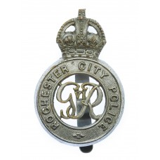 George VI Rochester City Police Cap Badge