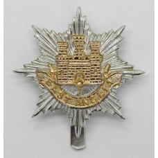 East Anglia Brigade Anodised (Staybrite) Cap Badge