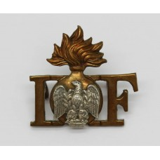 Royal Irish Fusiliers Shoulder Title