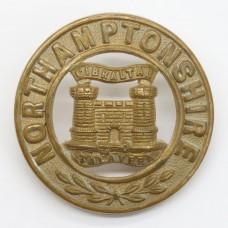 Northamptonshire Regiment Helmet Plate Centre