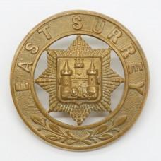 East Surrey Regiment Helmet Plate Centre