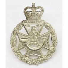Green Jackets Brigade Officer's Cap Badge