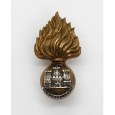 Royal Inniskilling Fusiliers Officer's Cap Badge