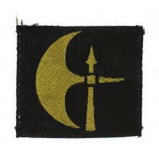 78th Infantry Division Silk Embroidered Formation Sign
