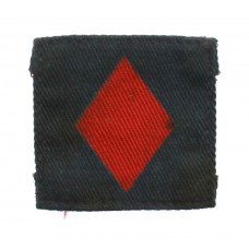6th Infantry Division Printed Formation Sign