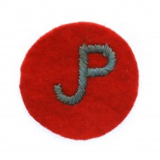 54th (East Anglian) Infantry Division Cloth Formation Sign