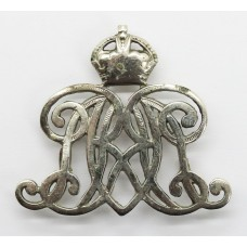 9th Lancers NCO's Arm Badge - King's Crown