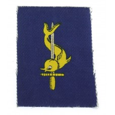 3rd Port Task Force Royal Engineers Painted Formation Sign