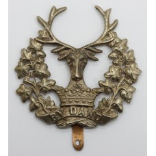 Gordon Highlanders Pagri Badge