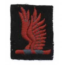 24th Independent Guards Brigade Cloth Formation Sign