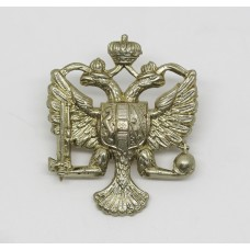 Queen's Dragoon Guards Collar Badge