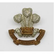 South Lancashire Regiment Collar Badge