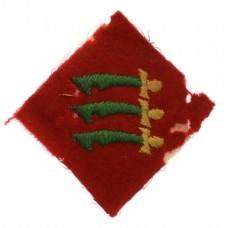 147th & 304th (Essex Yeomanry) Regiment Royal Artillery Cloth