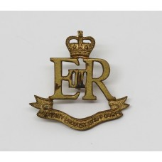 Military Provost Staff Corps Collar Badge - Queen's Crown