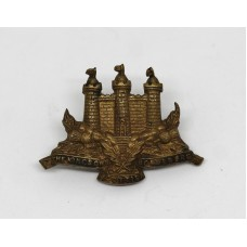 King's Own Scottish Borderers (K.O.S.B.) Collar Badge