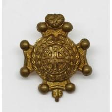 Royal Sussex Regiment Collar Badge