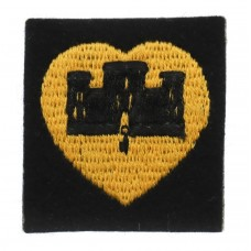 162nd Independent Infantry Brigade Printed Formation Sign (2nd Pa