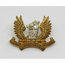 Ayrshire Yeomanry (Earl of Carrick's Own) Collar Badge