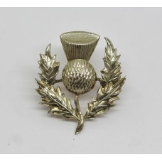 London Scottish Collar Badge